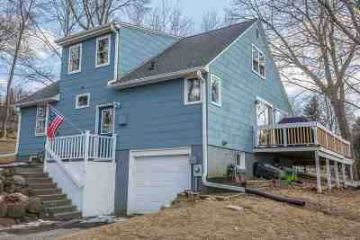 Middleton Single Family Home For Sale: 1705 N High Point Rd