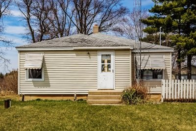 Pardeeville Single Family Home For Sale: W6332 County Road P