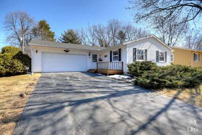 Madison Single Family Home For Sale: 1601 Rae Ln