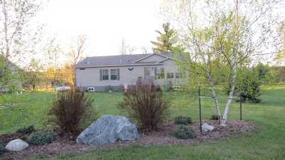 Friendship WI Single Family Home For Sale: $169,900