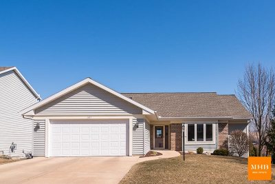 Middleton Single Family Home For Sale: 3823 Manito Ct