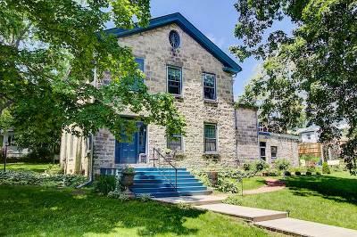 Iowa County Single Family Home For Sale: 525 Fountain St
