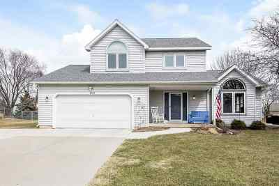 Verona Single Family Home For Sale: 660 Matts Dr