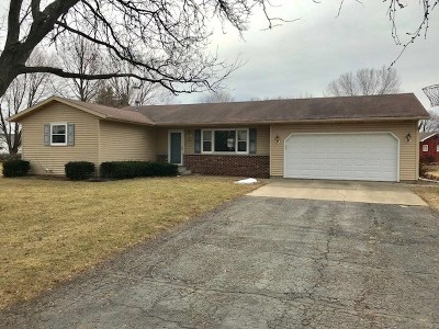 Sauk City Single Family Home For Sale: 1506 Kent Ct