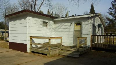 Friendship WI Single Family Home For Sale: $47,900