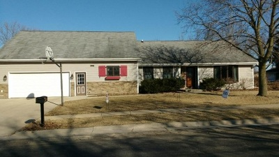 Marshall Single Family Home For Sale: 212 Springview Dr