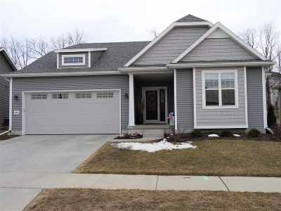 Verona Single Family Home For Sale: 10223 Meandering Way