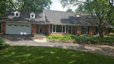 Madison Single Family Home For Sale: 6026 Greentree Rd