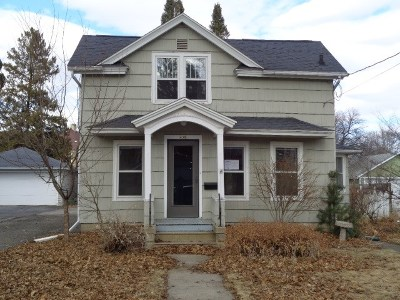 Columbus Single Family Home For Sale: 438 W Harrison St