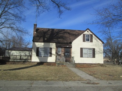 Friendship WI Single Family Home For Sale: $84,500