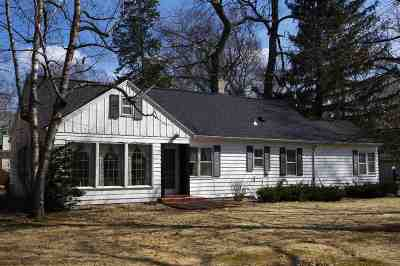 Pardeeville Single Family Home For Sale: 601 Shady Ln