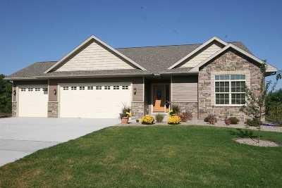 Poynette Single Family Home For Sale: 596 Pauquette Pines Ln