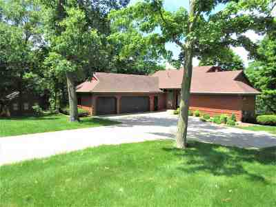 Edgerton Single Family Home For Sale: 9445 N Arrowhead Shores Rd