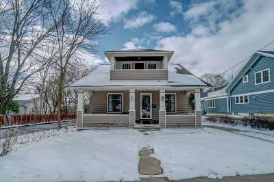 Middleton Single Family Home For Sale: 7303 Hubbard Ave