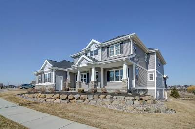 Waunakee Single Family Home For Sale: 1103 Ireland Dr