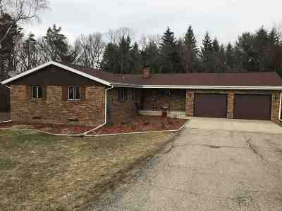 Edgerton Single Family Home For Sale: 7884 N Pine View Dr