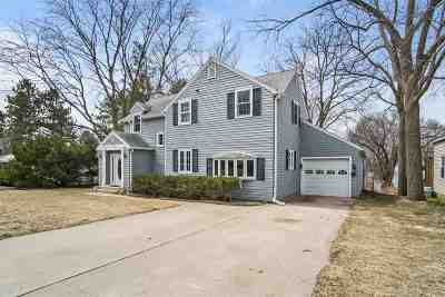 Madison WI Single Family Home For Sale: $420,000