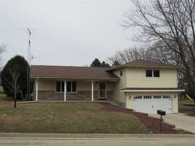 Green County Single Family Home For Sale: 2614 2nd Ave