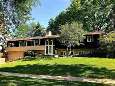 Madison Single Family Home For Sale: 6001 Driftwood Ave