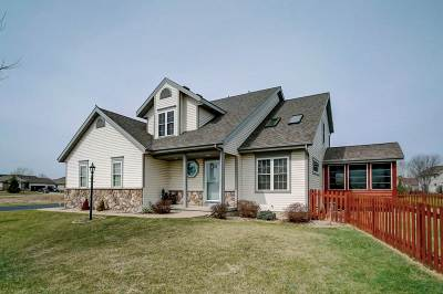 Madison WI Single Family Home For Sale: $310,000