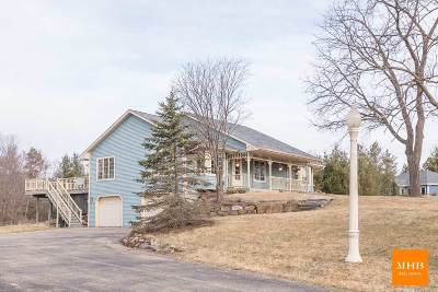 Verona Single Family Home For Sale: 3151 County Road J