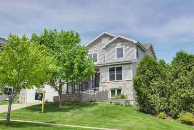 Fitchburg Single Family Home For Sale: 5734 Rosslare Ln