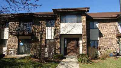 Madison Condo/Townhouse For Sale: 1034 S Sunnyvale Ln #G