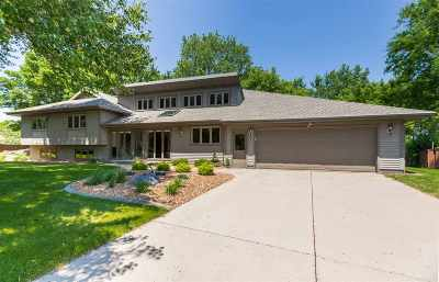 Waunakee Single Family Home For Sale: 1001 N Cambridge Ct