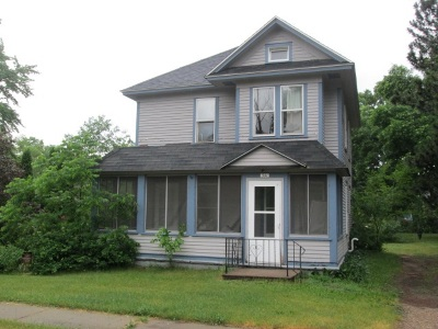 Adams WI Single Family Home For Sale: $49,900