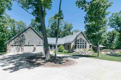 Cross Plains Single Family Home For Sale: 4211 Observatory Rd