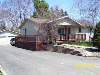 Cross Plains Single Family Home For Sale: 2625 Eller St