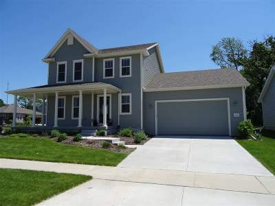 Verona Single Family Home For Sale: 10203 Meandering Way