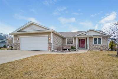 Jefferson County Single Family Home For Sale: W8264 Bridle Path