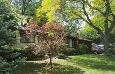 Madison Single Family Home For Sale: 5409 Greening Ln