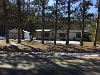 Wisconsin Dells Single Family Home For Sale: 3681 8th Ave