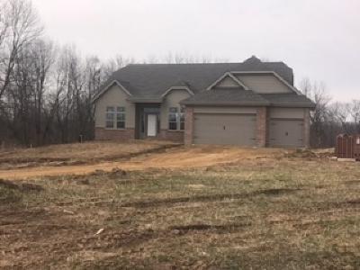 Edgerton Single Family Home For Sale: 8727 N Stone Farm Rd