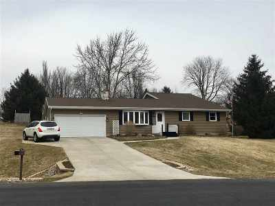 Dane County Single Family Home For Sale: 6724 Prairie View Dr