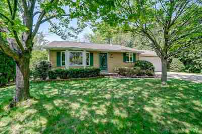 McFarland WI Single Family Home For Sale: $245,000