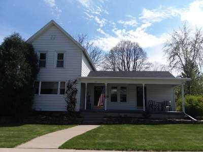 Green County Single Family Home For Sale: 1804 19th St