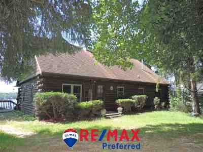 Merrimac WI Single Family Home For Sale: $375,000