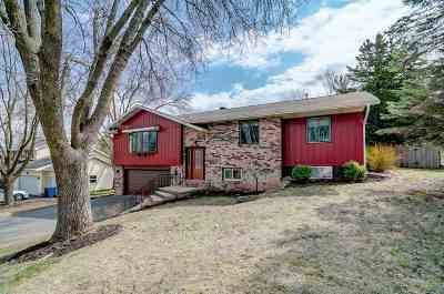 Madison Single Family Home For Sale: 2738 Tower Hill Dr