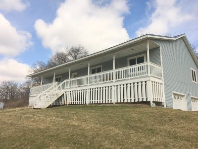 Green County Single Family Home For Sale: W9656 Hwy 39