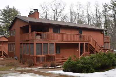 Wisconsin Dells Condo/Townhouse For Sale: 1251 Canyon Rd #57