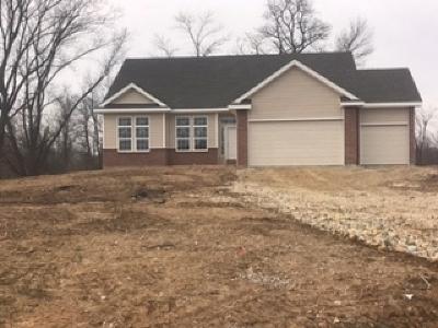 Edgerton Single Family Home For Sale: 8757 N Stone Farm Rd