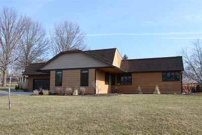 Green County Single Family Home For Sale: 1315 25th St