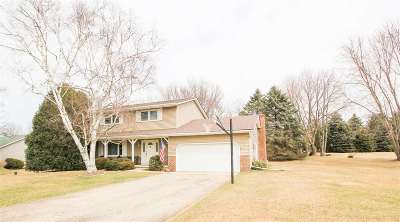 Sun Prairie Single Family Home For Sale: 6252 Devonshire Ln