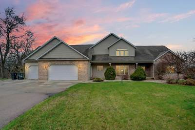 Deforest Single Family Home For Sale: 4345 Hawk Tr