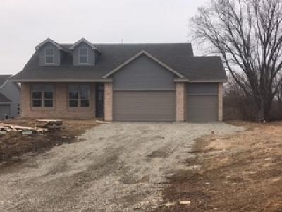 Edgerton Single Family Home For Sale: 8747 N Stone Farm Rd