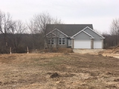 Rock County Single Family Home For Sale: 8739 N Stone Farm Rd