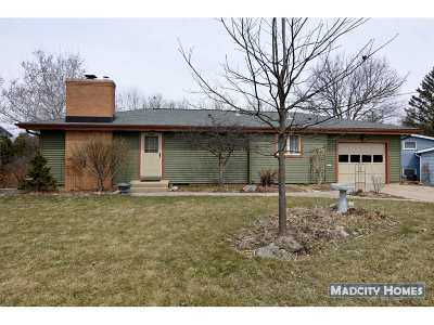 Madison Single Family Home For Sale: 4726 Ames St